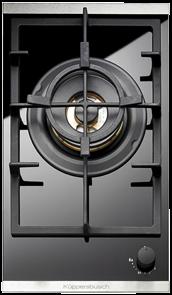kuppersbusch Gaskookplaat met wokbrander GWS 3811.0 ED